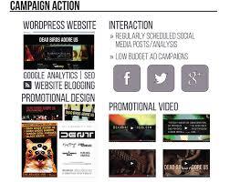 black friday social media campaigns social media marketing campaign for music group u2013 2015 ryan sellick
