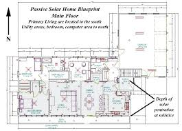 passive solar home design plans passive solar house plans krowds co