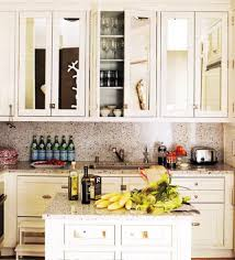 mirror kitchen backsplash kitchen mirrored backsplash design ideas