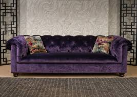 cute purple velvet sofa bed for your home design furniture