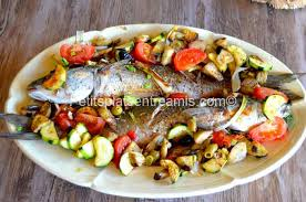 cuisiner le mulet mulet grillé aux légumes du soleil petits plats entre amis