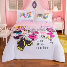 Queen Minnie Mouse Comforter Popular Minnie Mouse Sheets Sets Buy Cheap Minnie Mouse Sheets