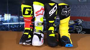 size 6 motocross boots 2016 expert level premium motorcycle boot gear guide at chapmoto