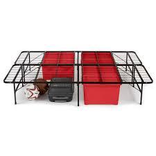Metal Platform Bed Frame Queen 14 Inch Smartbase Platform Bed Mattress Foundation Zinus