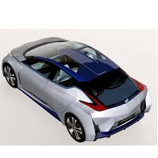 nissan car models 2015 3d model nissan ids concept 2015 cgtrader