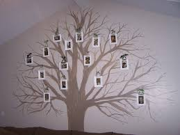 gretchen s creations with your inspirations family tree mural family tree mural