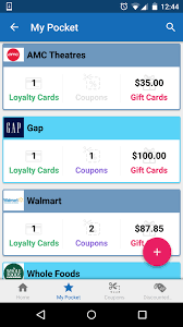 play gift card discount gift card wallet app pocketzee android apps on play