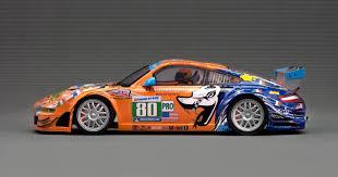 martini porsche rsr porsche 911 gt3 rsr 24h lm 2011 80 scaleauto u2022 1 32 u0026 1 24 race