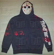 Halloween Costumes Jason Voorhees Jason Voorhees Hoodie Friday 13th Ecko Sweatshirt Halloween