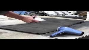 Marine Vinyl Spray Paint - how to auto color dye youtube
