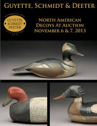 Ducks Unlimited Weathervane North American Decoys At Auction November 6 U0026 7 2013 By Guyette