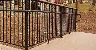 handrail systems safe u0026 stylish aluminum handrail designs