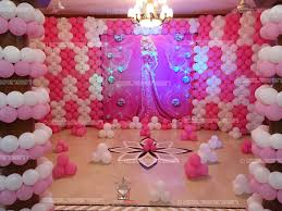 interior design simple princess themed balloon decorations