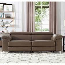 Top Grain Leather Sofa Recliner Leather Sofas Sectionals Costco