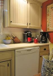 summer sundays my kitchen cabinets