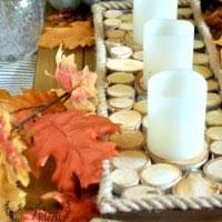 Michaels Makers August Fall Decor