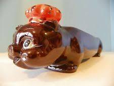 pig planter ebay