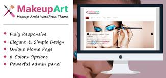 makeup artists websites makeup artists theme inkthemes