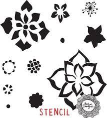 balzer designs sts stencils that work together