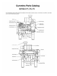 6cta8 3 cummins parts catalog