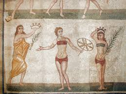 Nackte Frauen Im Bad Frauen Im Alten Rom U2013 Wikipedia