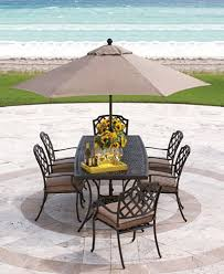 Outdoor Dining Room Furniture Grove Hill Outdoor Dining Collection Created For Macy U0027s
