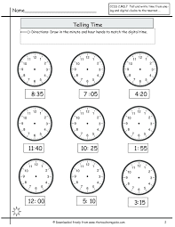 printable clock template without numbers printable clock template