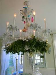 Christmas Decorating Ideas Light Fixtures by 15 Christmas Decorating Ideas For Pendant Lights And Chandeliers