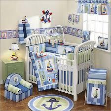 make your baby sleeping comfortably with great nautical nursery