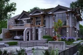 contemporary prairie style house plans 19 modern craftsman style house plans single story craftsman