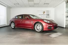 Porsche Panamera Red - 2014 porsche panamera 4 for sale in colorado springs co 16054a