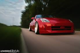 red nissan 350z modified vision of influence jake sherbno u0027s 350z automotive features