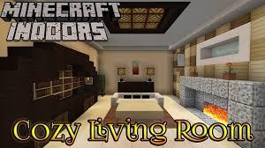 minecraft home interior ideas living room cozy living room ideas minecraft indoors