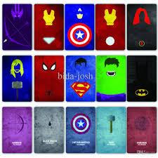 2017 24x24inch hd home decor comic marvel wall superhero poster 90