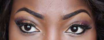 How To Fill Eyebrows Uwani Aliyu Detailed Eyebrow Tutorial Shape Up Draw Fill And