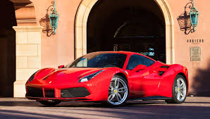 ferrari 458 vs 488 car of the year 2016 winner ferrari 488 gtb u2013 robb report
