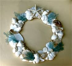 seashell wreath welcome home we missed you wreaths search wreath ideas
