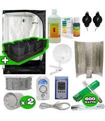 chambre de culture root pack complet chambre de culture pour l hydro 600 watts