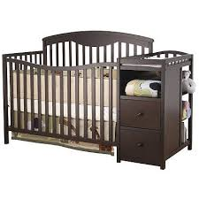 sorelle crib with changing table sorelle presley crib and changer crib and changer combo