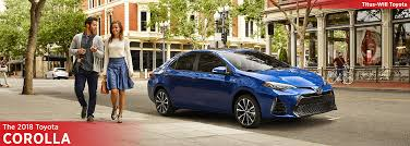 toyota car information 2018 toyota corolla model information compact car research