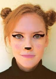 cat eye makeup halloween simple cat eye makeup for halloween cat
