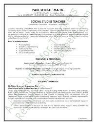 A Teacher Resume Examples by Sample Cover Letter For Biology Teaching Position Best Sample