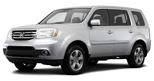 amazon com 2014 honda pilot reviews images and specs vehicles