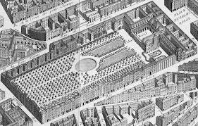 On The Map File Palais Royal On The Map Of Turgot 1739 Kyoto U Jpg