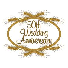50th wedding anniversary stitchontime