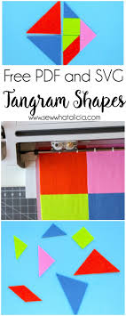 printable tangram cuttable and printable tangrams pdf sew what alicia
