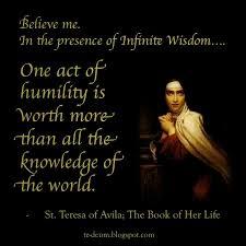 St Teresa Of Avila Interior Castle Te Deum Laudamus Pope Benedict Xvi On St Teresa Of Avila From