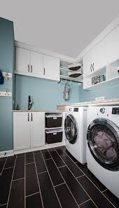 laundry room mud room combination organization and storage