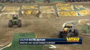 monster truck show detroit colton eichelberger coltonike twitter