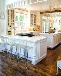 distressed white round kitchen table rustic cabinets subscribed